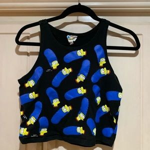 Forever 21 Marge Crop Top